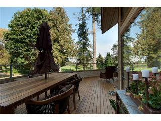 """Photo 8: 3715 NICO WYND Drive in Surrey: Elgin Chantrell Townhouse for sale in """"NICO WYND ESTATES"""" (South Surrey White Rock)  : MLS®# F1413148"""