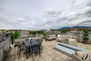 """Photo 21: PH610 1540 W 2ND Avenue in Vancouver: False Creek Condo for sale in """"The Waterfall Building"""" (Vancouver West)  : MLS®# R2580752"""