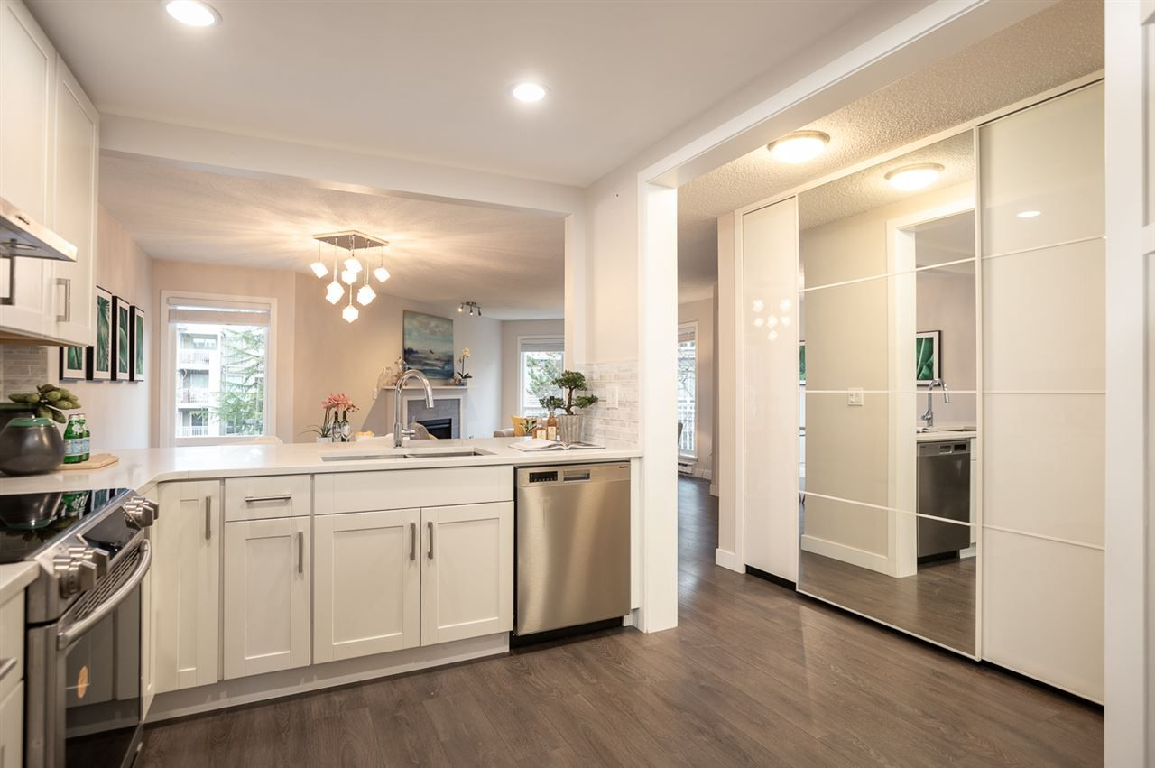 Main Photo: 214 7453 MOFFATT Road in Richmond: Brighouse South Condo for sale : MLS®# R2324652