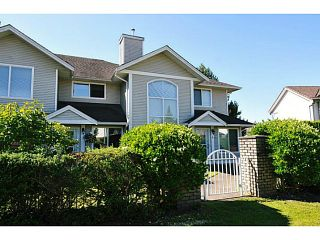 """Photo 15: 4 1370 RIVERWOOD Gate in Port Coquitlam: Riverwood Townhouse for sale in """"ADDINGTON GATE"""" : MLS®# V1074048"""