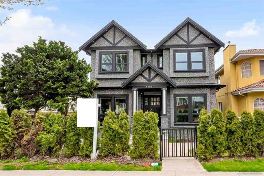 Main Photo: 1885 E 35TH AVENUE in Vancouver: Victoria VE House for sale (Vancouver East)  : MLS®# R2451432