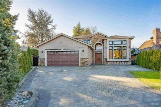 Main Photo: 6720 JUNIPER Drive in Richmond: Woodwards House for sale : MLS®# R2538746