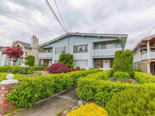 Main Photo: 8075 15TH Avenue in Burnaby: East Burnaby 1/2 Duplex for sale (Burnaby East)  : MLS®# R2579722