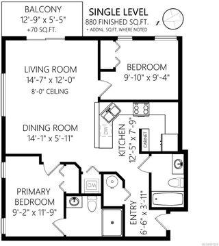 Photo 25: 210 4536 Viewmont Ave in Saanich: SW Royal Oak Condo for sale (Saanich West)  : MLS®# 887220