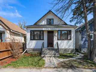 Photo 1: 395 Aberdeen Avenue in Winnipeg: North End Residential for sale (4A)  : MLS®# 202111707