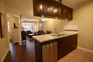 """Photo 4: 535 8067 207 Street in Langley: Willoughby Heights Condo for sale in """"Parkside 1 (bldg A)"""" : MLS®# R2304779"""