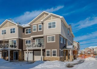 Main Photo: 740 Skyview Ranch Grove NE in Calgary: Skyview Ranch Row/Townhouse for sale : MLS®# A1071578