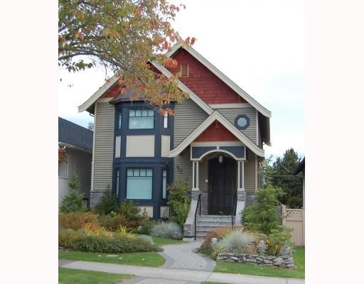 """Main Photo: 917 W 20TH Avenue in Vancouver: Cambie House for sale in """"DOUGLAS PARK"""" (Vancouver West)  : MLS®# V803088"""