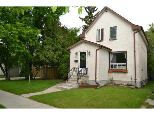 Main Photo: 216 Hampton Street in WINNIPEG: St James Residential for sale (West Winnipeg)  : MLS®# 1312074
