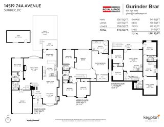 """Photo 34: 14519 74A Avenue in Surrey: East Newton House for sale in """"Chimney Heights"""" : MLS®# R2603143"""