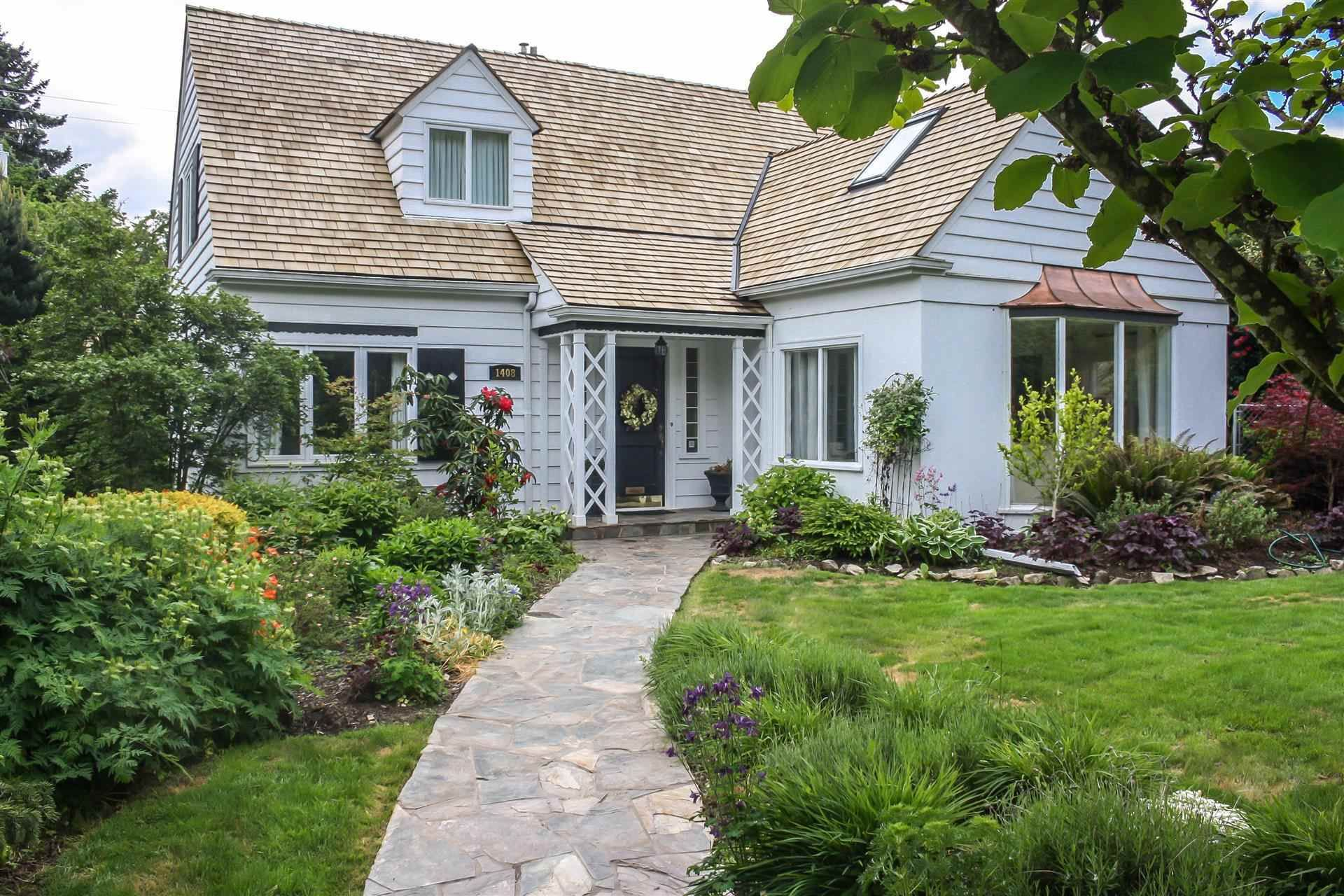 Main Photo: 1408 W 37TH Avenue in Vancouver: Shaughnessy House for sale (Vancouver West)  : MLS®# R2477860
