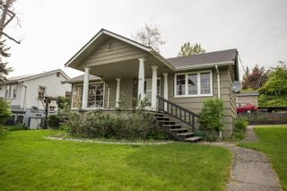 Photo 1: 1911 RIVER Drive in New Westminster: North Arm House for sale : MLS®# R2579017