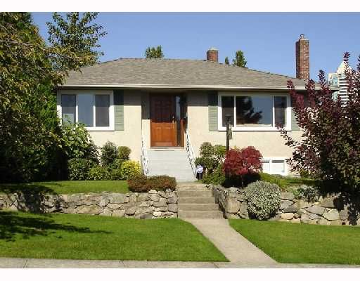 Main Photo: 6477 NEVILLE Street in Burnaby: South Slope House for sale (Burnaby South)  : MLS®# V669850