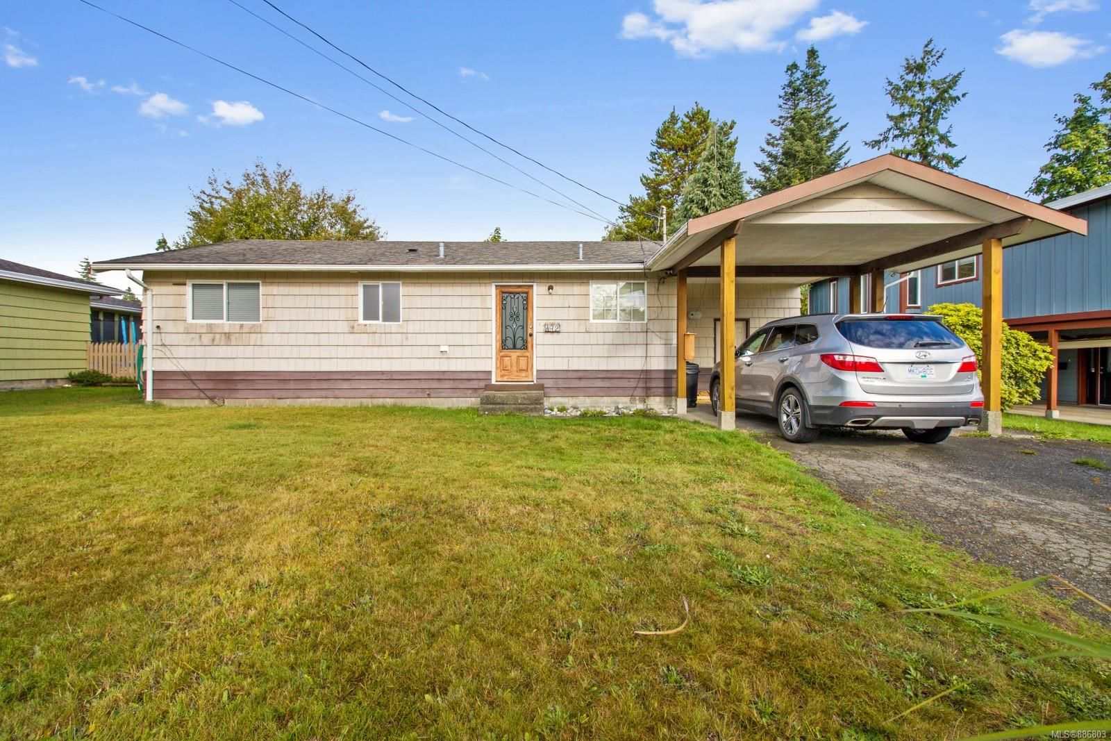 Main Photo: 472 Westgate Rd in : CR Willow Point House for sale (Campbell River)  : MLS®# 886803