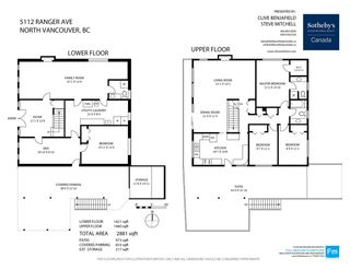 Photo 17: 5112 RANGER AVENUE in North Vancouver: Canyon Heights NV House for sale : MLS®# R2029023