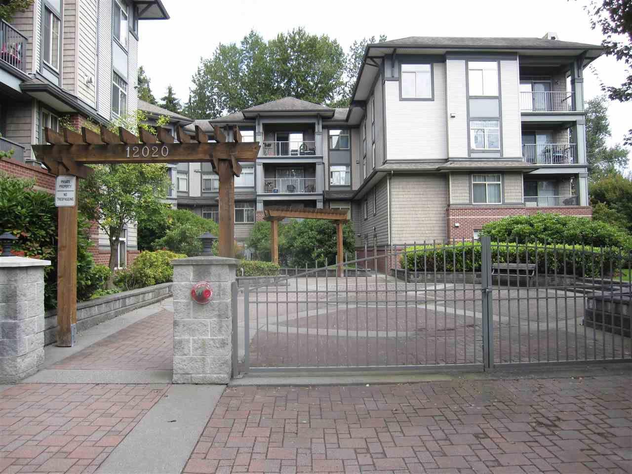 Main Photo: 306 12020 207A Street in Maple Ridge: Northwest Maple Ridge Condo for sale : MLS®# R2518444