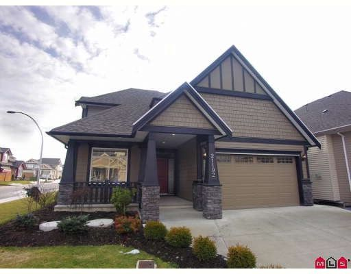 """Main Photo: 21192 83B Avenue in Langley: Willoughby Heights House for sale in """"THE UPLANDS OF YORKSON"""" : MLS®# F2902451"""