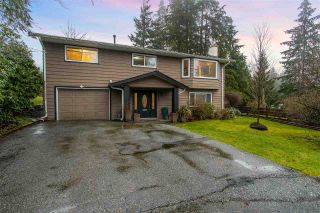 Main Photo: 1150 CECILE Place in Port Moody: College Park PM House for sale : MLS®# R2536788
