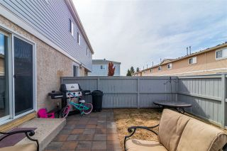 Photo 36: 21 2030 BRENTWOOD Boulevard: Sherwood Park Townhouse for sale : MLS®# E4237328