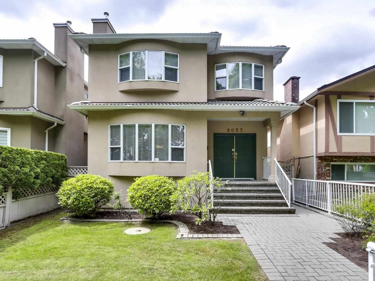 """Main Photo: 8033 HUDSON Street in Vancouver: Marpole House for sale in """"MARPOLE"""" (Vancouver West)  : MLS®# R2586835"""