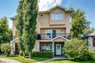 Main Photo: 1 2021 24 Street SW in Calgary: Richmond Row/Townhouse for sale : MLS®# A1132483