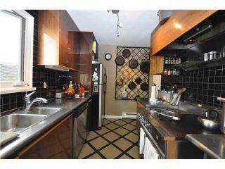 Photo 8: 2585 CORNWALL AV in Vancouver: Kitsilano Condo for sale (Vancouver West)  : MLS®# V1104415
