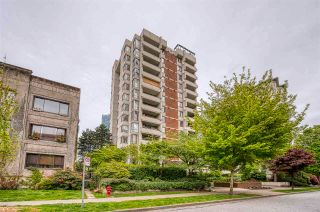 """Photo 1: 703 1127 BARCLAY Street in Vancouver: West End VW Condo for sale in """"BARCLAY COURT"""" (Vancouver West)  : MLS®# R2575156"""