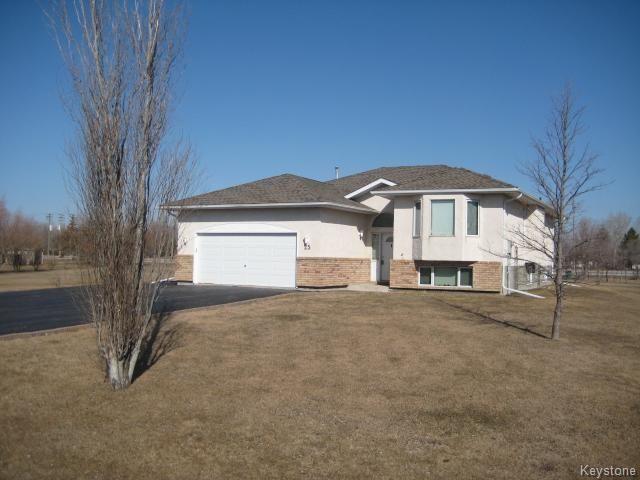Main Photo: 25 BYLE Drive in St Andrews: Clandeboye / Lockport / Petersfield Residential for sale (Winnipeg area)  : MLS®# 1604490