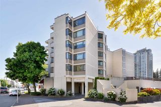 """Photo 1: 206 1521 GEORGE Street: White Rock Condo for sale in """"BAYVIEW PLACE"""" (South Surrey White Rock)  : MLS®# R2581585"""