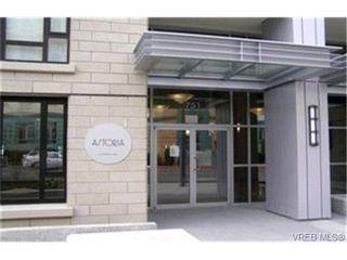 Photo 1:  in VICTORIA: Vi Downtown Condo for sale (Victoria)  : MLS®# 393211