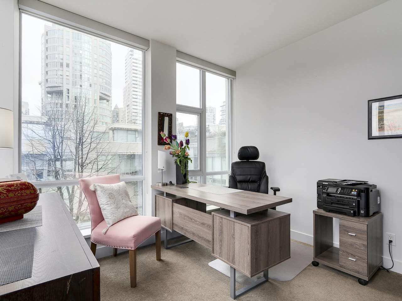Photo 13: Photos: 401 1455 HOWE STREET in Vancouver: Yaletown Condo for sale (Vancouver West)  : MLS®# R2145939