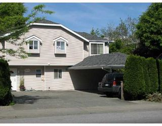 Photo 1: 2 7631 MOFFATT Road in Richmond: Brighouse South Townhouse for sale : MLS®# V649923