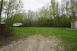 Photo 1: 426 53414 Rge Rd 62: Rural Lac Ste. Anne County Rural Land/Vacant Lot for sale : MLS®# E4239660