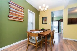 Photo 6: 603 Simcoe Street in Winnipeg: West End Residential for sale (5A)  : MLS®# 1728268