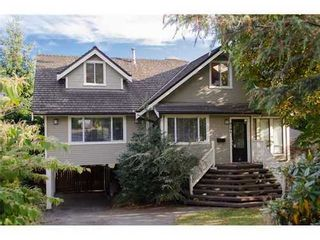 Photo 1: 8164 GILLEY Ave in Burnaby South: South Slope Home for sale ()  : MLS®# V971976