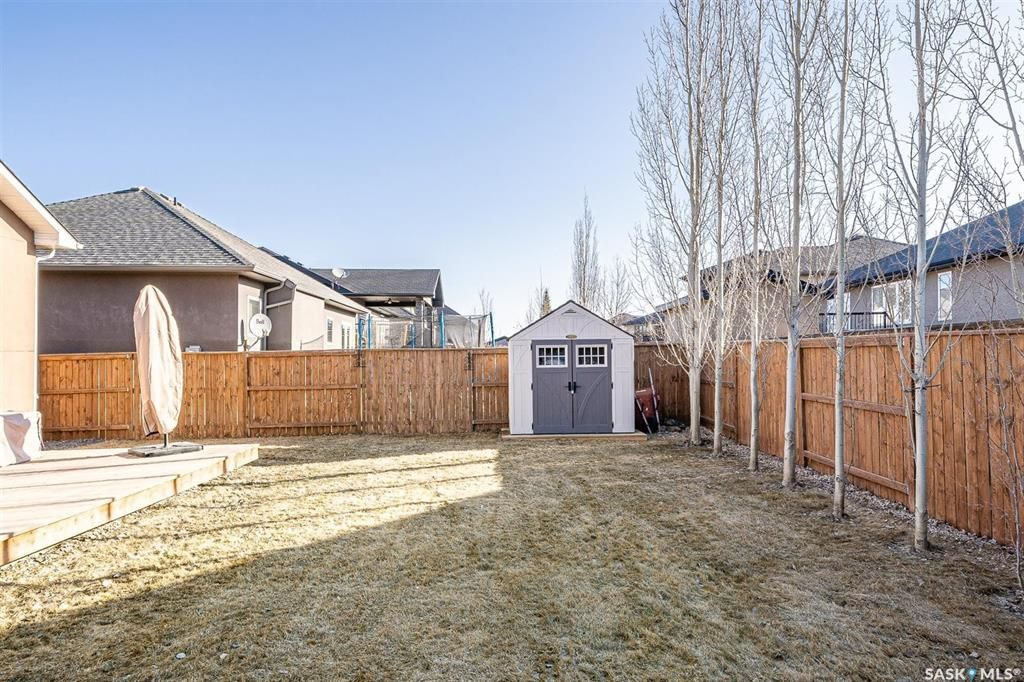 Photo 43: Photos: 602 Bennion Crescent in Saskatoon: Willowgrove Residential for sale : MLS®# SK849166