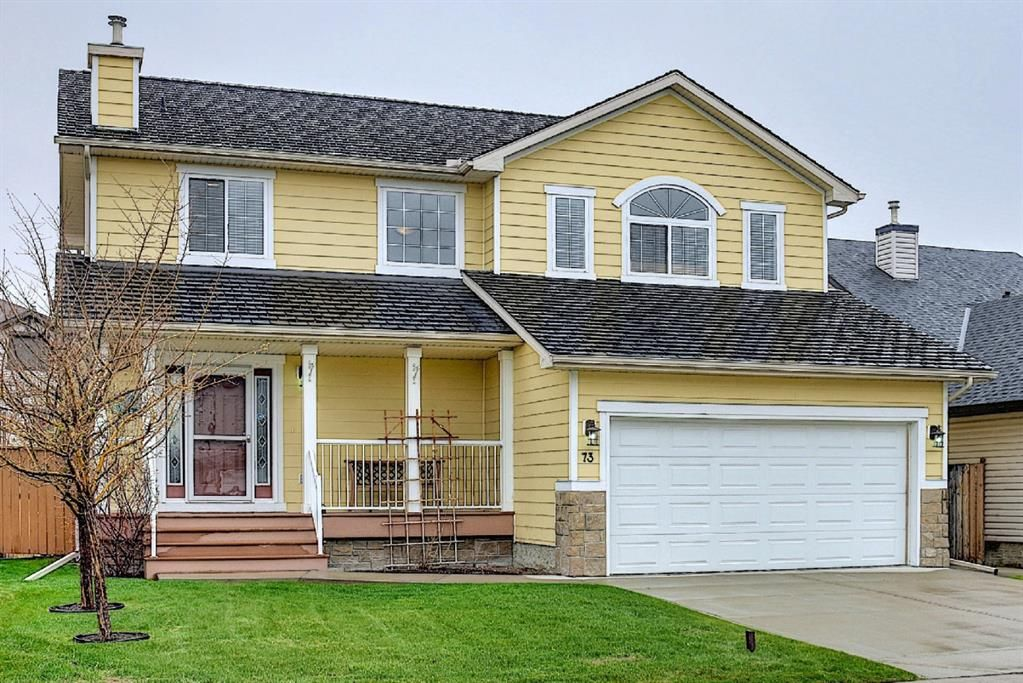 Main Photo: 73 Canals Circle SW: Airdrie Detached for sale : MLS®# A1104916