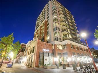 Main Photo: 901 728 Yates St in Victoria: Vi Downtown Condo for sale : MLS®# 753471