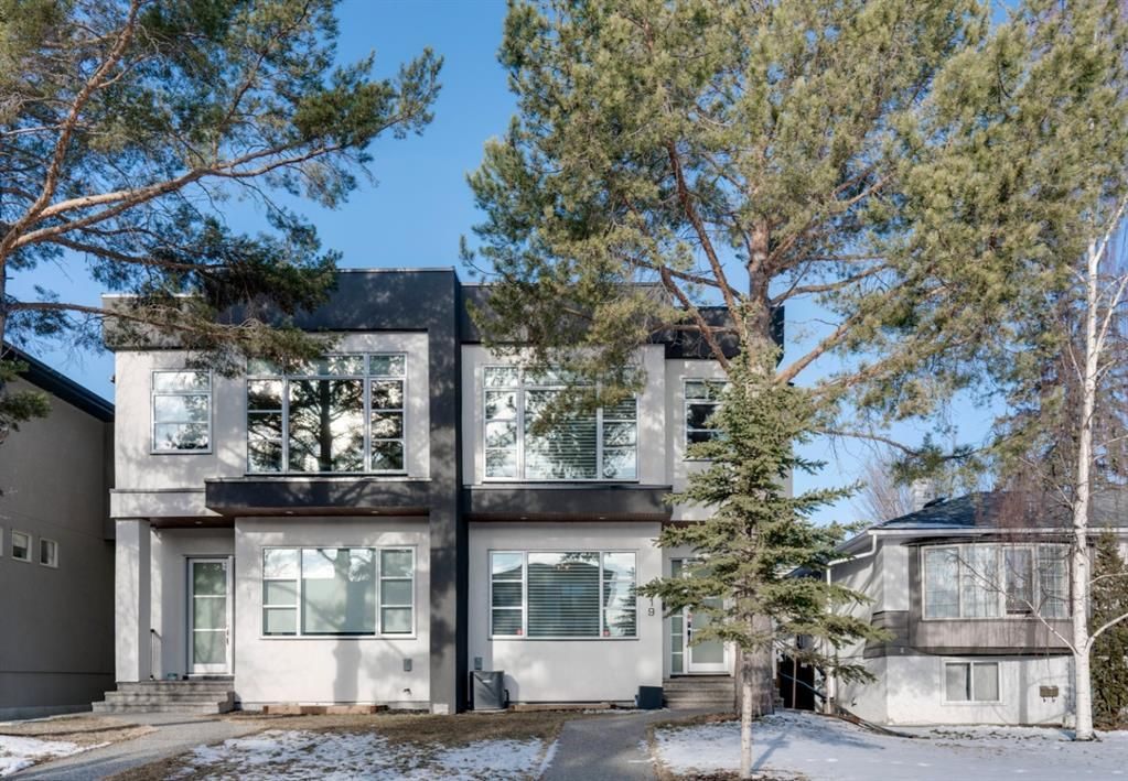 Main Photo: 4019 15A Street SW in Calgary: Altadore Semi Detached for sale : MLS®# A1087241