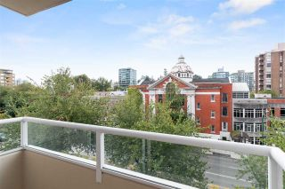 "Photo 15: 502 1405 W 12TH Avenue in Vancouver: Fairview VW Condo for sale in ""The Warrenton"" (Vancouver West)  : MLS®# R2403891"