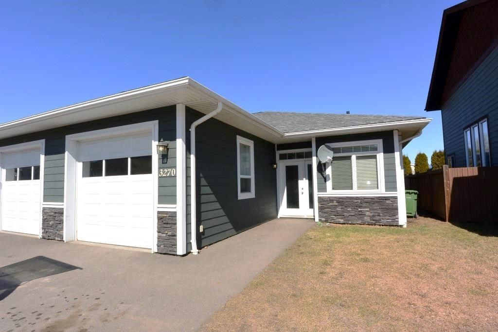 """Main Photo: B 3270 3RD Avenue in Smithers: Smithers - Town 1/2 Duplex for sale in """"WILLOWVALE"""" (Smithers And Area (Zone 54))  : MLS®# R2449951"""