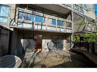 """Photo 1: 105 1299 W 7TH Avenue in Vancouver: Fairview VW Condo for sale in """"MARBELLA"""" (Vancouver West)  : MLS®# V935816"""
