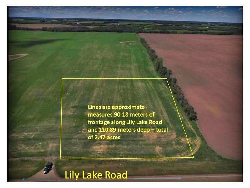 FEATURED LISTING: Lily Lake Rd Between Twp 564 & 570 Rural Sturgeon County