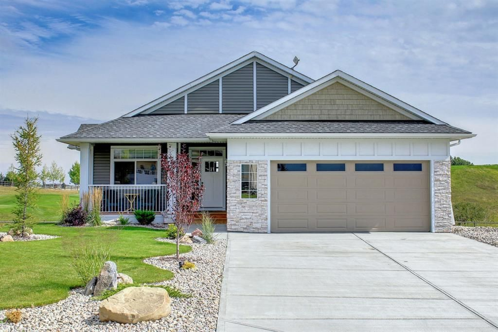 Main Photo: 150 Speargrass Crescent: Carseland Detached for sale : MLS®# A1146791