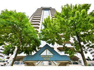 """Photo 23: 904 1235 QUAYSIDE Drive in New Westminster: Quay Condo for sale in """"THE RIVIERA"""" : MLS®# V1139039"""