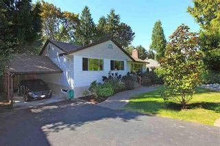 Photo 1: 725 BLYTHWOOD DRIVE in North Vancouver: Delbrook House for sale : MLS®# R2245704