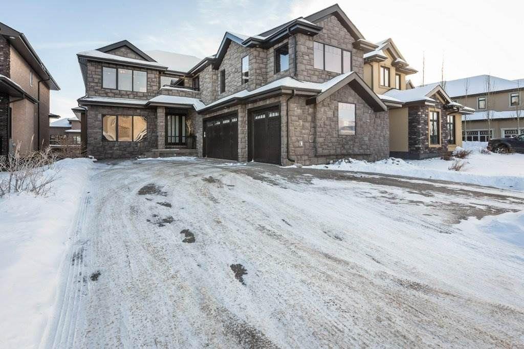 Main Photo: 5249 MULLEN Crest in Edmonton: Zone 14 House for sale : MLS®# E4228825