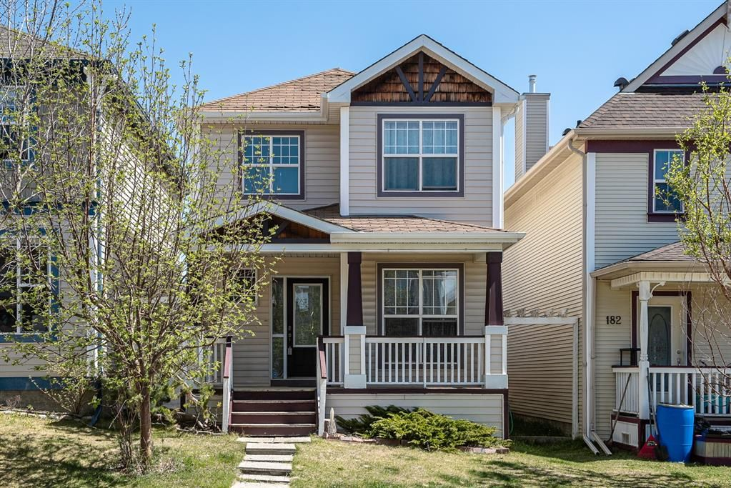 Main Photo: 186 Tuscany Springs Way NW in Calgary: Tuscany Detached for sale : MLS®# A1108845