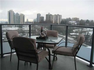 "Photo 10: 1306 2225 HOLDOM Avenue in Burnaby: Central BN Condo for sale in ""BURNABY NORTH"" (Burnaby North)  : MLS®# V925638"