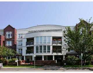 """Photo 1: 307 2335 WHYTE Avenue in Port_Coquitlam: Central Pt Coquitlam Condo for sale in """"CHANCELLOR COURT"""" (Port Coquitlam)  : MLS®# V726576"""